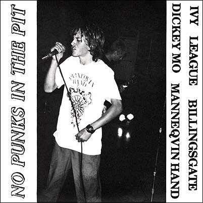 VARIOUS ARTISTS - 'No Punks in the Pit' 7""