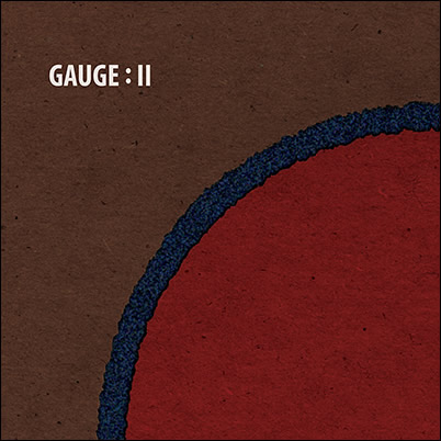 GAUGE - 'II' DL Booklet